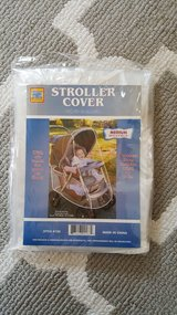 Stroller plastic cover in New Lenox, Illinois