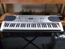 Casio Electronic Keyboard with Stand SALE PRICE in Alamogordo, New Mexico