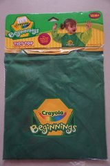Crayola Beginnings Tidy Top Long sleeve Art Smock Size 18M+ in Chicago, Illinois