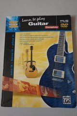 Learn to Play Guitar Book and DVD included in Wheaton, Illinois