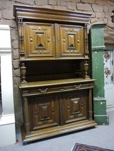 4 door Buffet Henry II Style 1880 in Ramstein, Germany