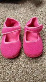 Non skid slippers pink in Shorewood, Illinois