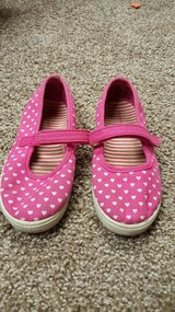 Pink shoes in Joliet, Illinois