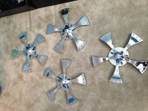 Six 20in chrome spinners brand new in Algonquin, Illinois