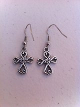 Earrings cross set 2 in Baumholder, GE