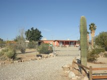 Unique Home on the Hill in 29 Palms, California