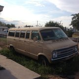 1977 DODGE VAN!!! in Alamogordo, New Mexico