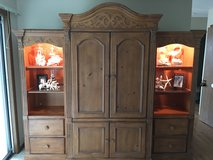 Entertainment Center or Armoire in Naperville, Illinois
