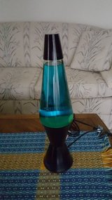 Lava Lamp - blue in St. Charles, Illinois
