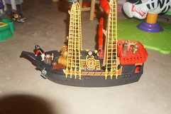 Playmobil Pirate Ship in Glendale Heights, Illinois