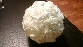 Wedding roseball w/ pearl bling (5 available) in Conroe, Texas
