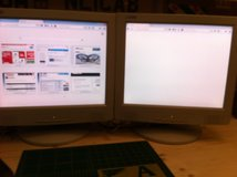 2 great Liteon monitors for sale in Baumholder, GE
