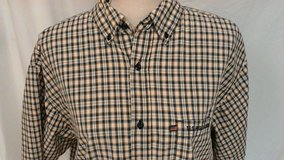 U.S. Polo Association by Ralph Lauren Plaid Shortsleeve Button up Shirt Men's XL in Kingwood, Texas