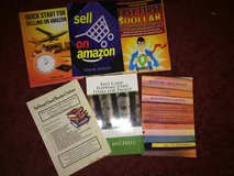 Lot of boks (how to sell on Amazon and more!! in Vacaville, California