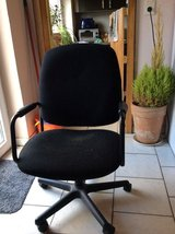 Office chair in Ramstein, Germany