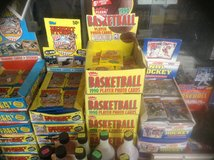 Stocking Stuffers for the basketball fan! 25 year old Packs! in Camp Lejeune, North Carolina