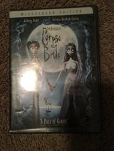 The Corpse Bride DVD in Beaufort, South Carolina