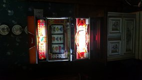 Slot machine in Coldspring, Texas