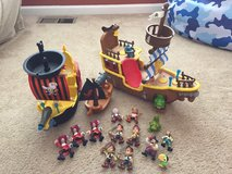 Jake and the Neverland Pirates Ships and Accessories in Joliet, Illinois