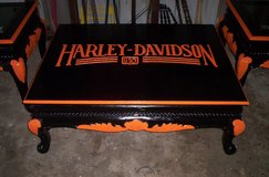 Painted Coffee Table Set in Fort Polk, Louisiana