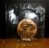 John F. Kennedy 35th President of The United States Inauguration Bronze Medallion in Naperville, Illinois