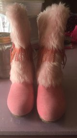 Cute Pink Boots in Spring, Texas