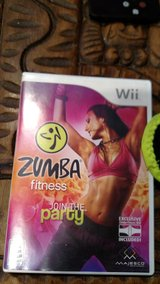Wii zumba & belt in Olympia, Washington