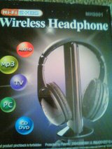 WIRELESS HEADPHONE'S in Shreveport, Louisiana
