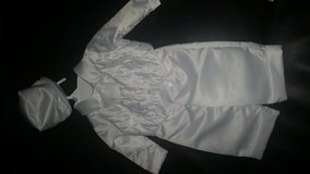 baby boy baptism outfit in Bartlett, Illinois