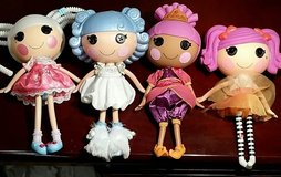 Set of 4 Lalaloopsy Dolls in Chicago, Illinois