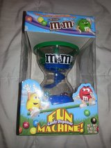 NIB M & M's Fun Machine Candy Dispenser in Camp Lejeune, North Carolina