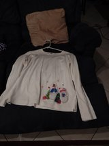 Ladies Snowman shirt size L in Ramstein, Germany