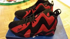 DS Reebok Kamikaze II Bred in bookoo, US