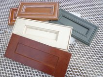 Wood Drawer Fronts in Oswego, Illinois
