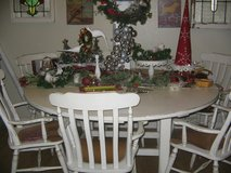 One of a kind DINING SET . . . in Yucca Valley, California