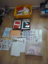 Card making items from craft room clear out. in Lakenheath, UK