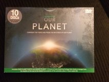 Our Planet dvd pack NeW in Vacaville, California
