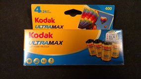KODAK MAX 400 BONUS 4-PACK (T=40/3) in Fort Campbell, Kentucky