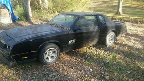 1984 Monte Carlo SS in Warner Robins, Georgia