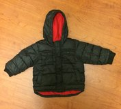 2T Old Navy black coat in Fort Campbell, Kentucky
