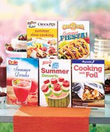 ***BRAND NEW***Set Of 5 Name Brand Cookbooks*** in Kingwood, Texas
