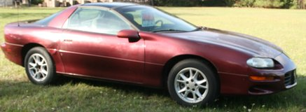 2002  T Top camaro in DeRidder, Louisiana