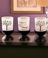 ***BRAND NEW***3-pc. Family Tree Candle Garden*** in Kingwood, Texas