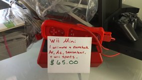 Wii consoles in Fort Riley, Kansas