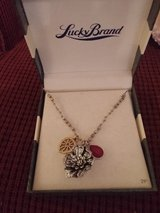 Lucky Brand new necklace in Baytown, Texas