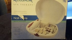 NAIL CARE SPA THERAPY SET in Vacaville, California