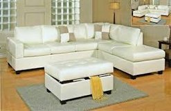 Sectional ottoman included in Fort Irwin, California