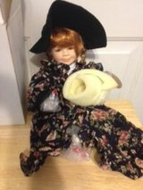CUTE NEW Red Haired Porcelain Doll in Byron, Georgia
