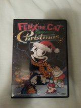 Felix the Cat Saves Christmas dvd in Camp Lejeune, North Carolina