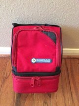***Red Double Lunch Tote*** in Kingwood, Texas